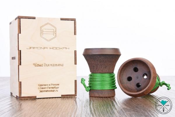 Japona | Smoke Bowl | Grün | in Aufbewahrungsbox